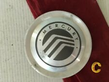 #C (1) 2004 - 2008 Mercury Grand Marquis Center Cap P/N 3W33-1A096-AA  or AB