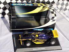 """Scalextric Dallara Indy """"Club de Coleccionistas 2004' Ranura C2606 Nuevo Y En Caja"""