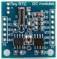 Tiny Rtc I2c At24c32 Ds1307 Real Time Clock Tablero De Módulo Para Arduino Reino Unido Stock Reino Unido