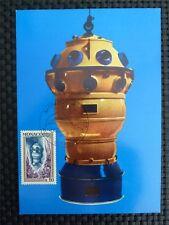 MONACO MK 1962 SUBMARINE UBOAT DIVER MAXIMUMKARTE CARTE MAXIMUM CARD MC CM 9758