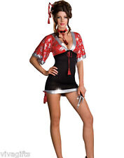 Ladies/Girls Chinese or Geisha Princess Inspired Costume