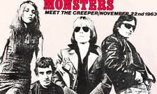 Destroy All Monsters, Vinyl, Stooges, Ron Asheton, 45, Detroit Punk