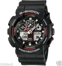"""BRAND NEW"" Casio-Watch G Shock #GA100-1A4"