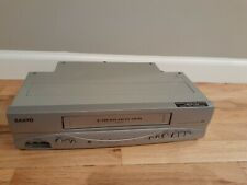 New listing Sanyo 4 Head Hi-Fi Vcr Vwm-950 ( No Remote ) Tested, cleaned heads Works great!