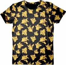 Short Sleeve Graphic Tee Pokemon T-Shirts for Men