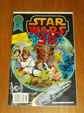 STAR WARS 3D #1 NM (9.4) BLACKTHORNE SCARCE DECEMBER 1987*