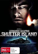 Shutter Island DVD TOP 250 MOVIES Leonardo DiCaprio Emily Mortimer BRAND NEW R4