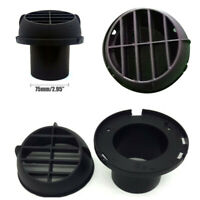 75mm Air Outlet Vent Net Cover Cap Of Exhaust Pipe For Air Diesel Parking Heater