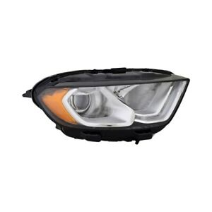 FO2503376 Headlight Assembly Passenger Side for 2018-2020 Ford EcoSport RH