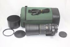 READ! Sigma APO 170-500mm F/5-6.3 Aspherical AF Lens for Canon EF