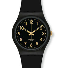 Swatch Gent Golden Tac GB274 Neuware