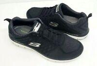 Skechers Flex Advantage 2.0 Golden Point Men's Athletic Shoes Size 11.5