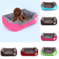 Dirtproof pet bed dog winter bed puppy bed pet warm bed Blanket Warm Kennel L