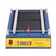 T-8280 Infrared IR PCB Preheater Preheating Oven 1600W