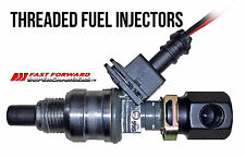 Threaded Fuel Injectors 1000cc  screw in auxiliary