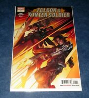 FALCON & WINTER SOLDIER 1 1st print MARVEL COMIC 2020 1st app Natural DISNEY+ NM