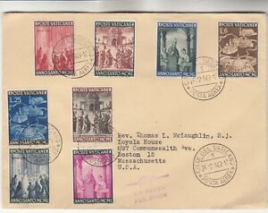 Vatican Airmail Cover