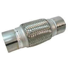 """3"""" x 12"""" Exhaust Flexi Pipe Lined Tube Joint Flexible Cat Repair 75 X 300mm"""