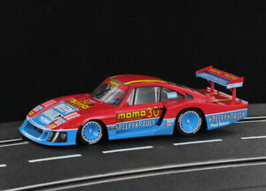 Porsche' Moby Dick ' Momo - Imsa Portland 3h 1983 Slot Voiture Model Sideways