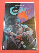 OUTCAST #24 -  No Turning Back - bagged & boarded..!!