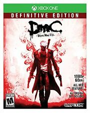 NEW DmC Devil May Cry: Definitive Edition (Microsoft Xbox One, 2015)