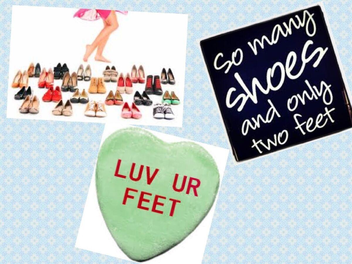 Feet Love Shoes