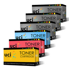 6 TONER UCI? si adatta HP LaserJet 200 Color MFP Pro M276nw M251n M251nw M276n Set