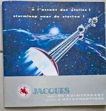 Album Chromos/ Chocolat Jacques/ A l'assaut des étoiles / Compet / TB état