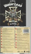 CD--THE MUGGERS TAPES   IMPORT/ MOTÖRHEAD--THE BEST OF MOTORHEAD: ALL THE ACES