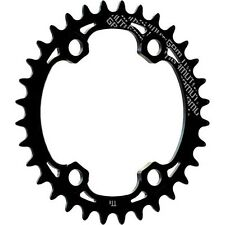 Gamut 36T Spessore Sottile Stretta Wide SINGOLO PARACATENA MTB Bicicletta 36 DENTI 4mm