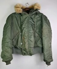 VTG USAF Extreme Cold Weather Parka Size XL N-2B Vietnam Era 1972 Made in USA