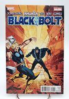 Black Bolt Something Inhuman This Way Comes #1 One-Shot Marvel Comics Near Mint