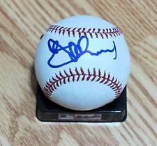 John McEnroe signed Official MLB baseball Mint - Video Proof - US Open Wimbledon