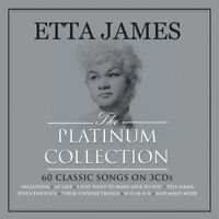 Etta James - Platinum Collection - The Best Of / Greatest Hits 3CD NEW/SEALED