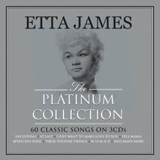 Etta James - Platinum Collection [The Best Of / Greatest Hits] 3CD NEW/SEALED