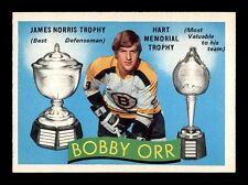 1971-72 O-Pee-Chee #245 Bobby Orr Double  EXMT+ X1033477
