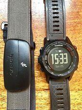Garmin Fenix 2 HRM GPS multisport watch with HRM included