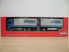 "Herpa - MB Actros BigSpace WeKoHZ ""Spedition Zufall"" - 308915 - 1:87"