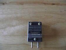Vintage General Electric Crystal Oscillator Unit Freq 5035.00 Kc.