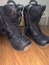 Salomon Dialogue Wide Jp Snowboard Boots Men's Size 11W Black Used 2020
