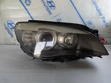 2009-2012 BMW 7 SERIES RIGHT PASSENGER SIDE XENON ADAPTIVE HEADLIGHT OEM 7182154