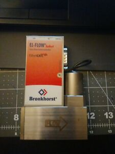BRONKHORST EL-FLOW SELECT MASS FLOW CONTROLLER