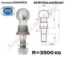 Kugelkopf Anhängerkupplung Kupplungskugel ISO 50 Kugelkupplung - Anhänger