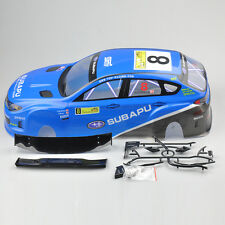 For 1/10 RC Model Drift On Road Car Kforce PVC Painted Body Shell 190mm #038b