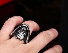 ANELLO STAR WARS, ACCIAIO INOSSIDABILE - Star Wars Clone storm Mask ring
