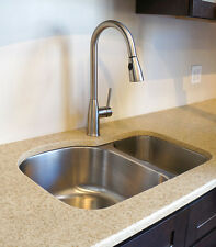 Dowell 8D002-005-02 new Single Handle Brushed Nickel Pull-Out Kitchen Faucet