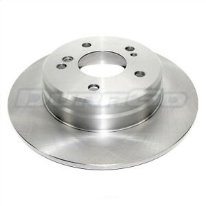 Disc Brake Rotor Rear IAP Dura BR34111