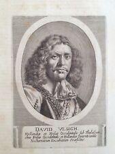 Vlugh 1677 zeekapitein Nederland
