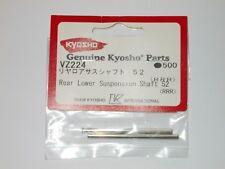 Kyosho VZ224 trasero inferior Eje de suspensión (52mm/2 un.) para Puro diez V-One RRR
