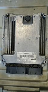 09 Traverse Engine Computer ECM ECU 12622095